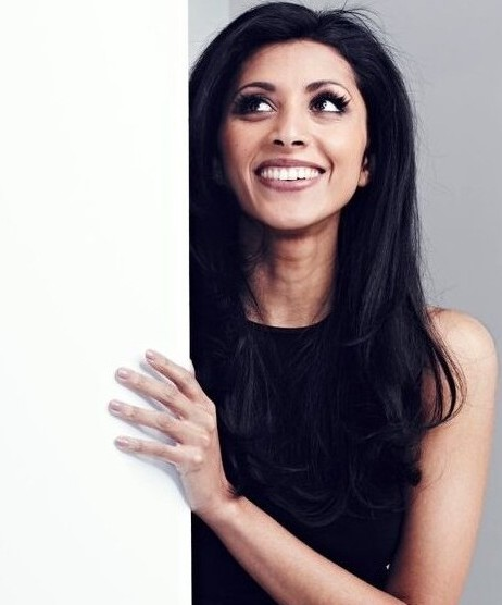 Reshma Shetty Gets Philosophical About Mommy Fears, Natural Birth, and TV Series 'Royal Pains' (Interview)