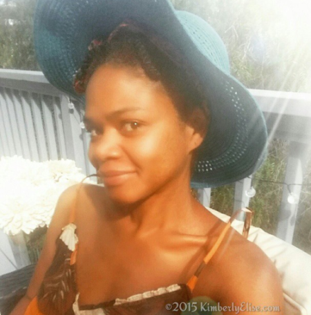 Kimberly Elise's Favorite Skin and Hair Tips for Summer
