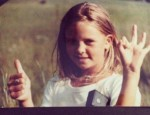Throwback Thursday: Charlize Theron Posts Snap as a Young Kid, Promotes 'Let Girls Learn' Initiative #62MillionGirls