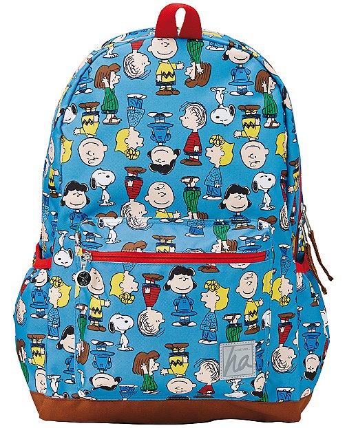 Giveaway!! Enter to Win a Peanuts T-Shirt, Tote Bag, Plus Bonus Backpack!