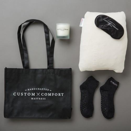 Custom COmfort Giveaway