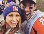 Angela Daniels is Gearing Up for Super Bowl 50 and Reveals What it's Like to Be Married to a Denver Bronco (Interview)