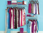 How Drew Barrymore Organized Her Closet (With a Closet Diet!)