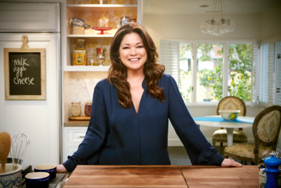 Valerie Bertinelli Dishes on Season 2 of Food Network's 'Valerie's Home Cooking' and 'Kids Baking Championship' (Interview)