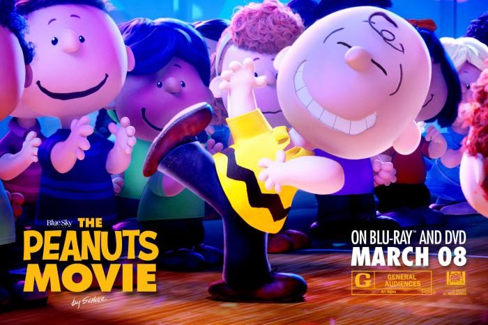 Charlie Brown Dancing