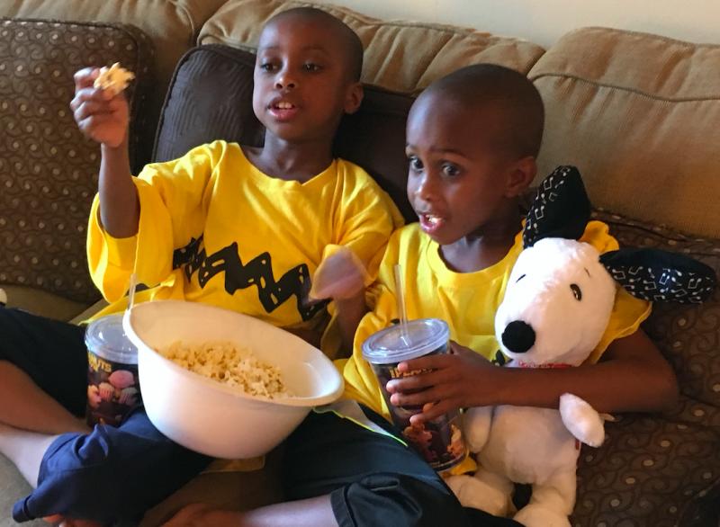 Kids popcorn