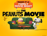 Family Movie Night with the Peanut's Gang!