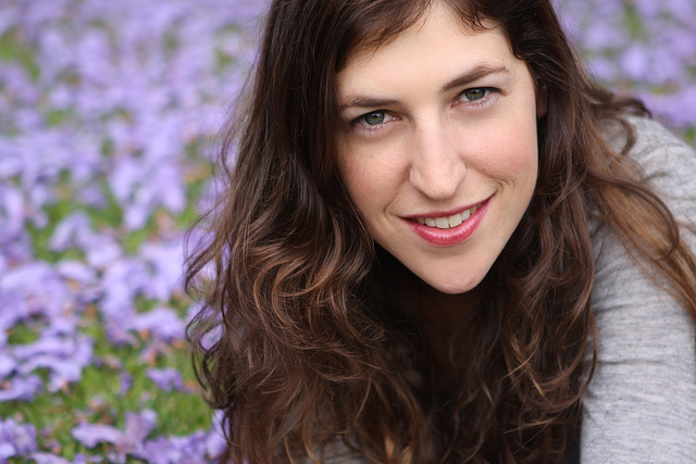 Mayim Bialik Talks About 5 Things She Didn't Expect About Raising Older Boys