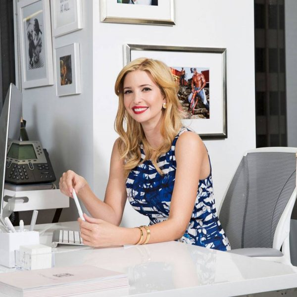 Ivanka Trump Answers 5 Questions for Standing Out in A Job Interview