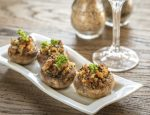 Bethenny Frankel's Stuffed Portobello Mushrooms