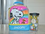 Giveaway! Enter to Win a Peanuts Lunchbox and Tumbler!