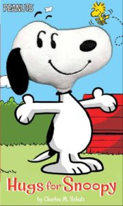 Enter for Your Chance to Win a Snoopy Adult Coloring Book and Kid's Board Book!