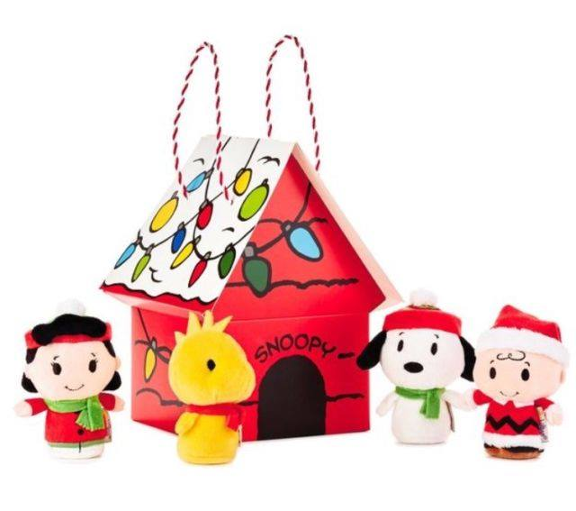Giveaway! Enter to Win a Fabulous Peanuts Christmas Package!