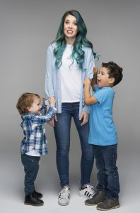 BuzzFeed's Hannah Williams Talks Authentic Parenting and New Show 'Mom In Progress' (Interview)