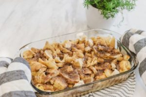 Haylie Duff's French Toast Casserole Recipe