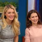 Daphne Oz and Hilaria Baldwin Share Their Best Post-Baby Body Tips