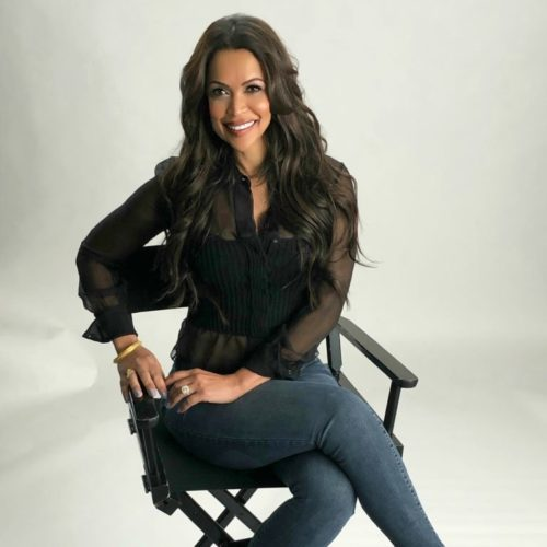Tracey Edmonds Shares Wedding Details, Dishes on BET's 'Games People Play,' Plus Gives Dating Tips to Single Moms (Interview)