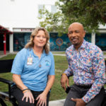 Debbi Hixon Talks Surprise 'Military Makeover with Montel Williams' Renovation of Family Home She Shared with Late Husband Chris Hixon, Marjory Stoneman Hero and Victim in High-School Florida Shooting