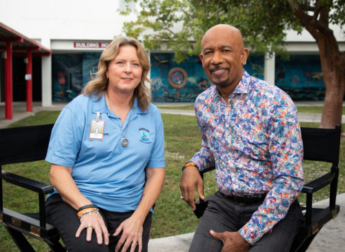 Terri Hixon Talks Surprise 'Military Makeover with Montel Williams' Renovation of Family Home She Shared with Late Husband Chris Hixon, Marjory Stoneman Hero and Victim in High-School Florida Shooting