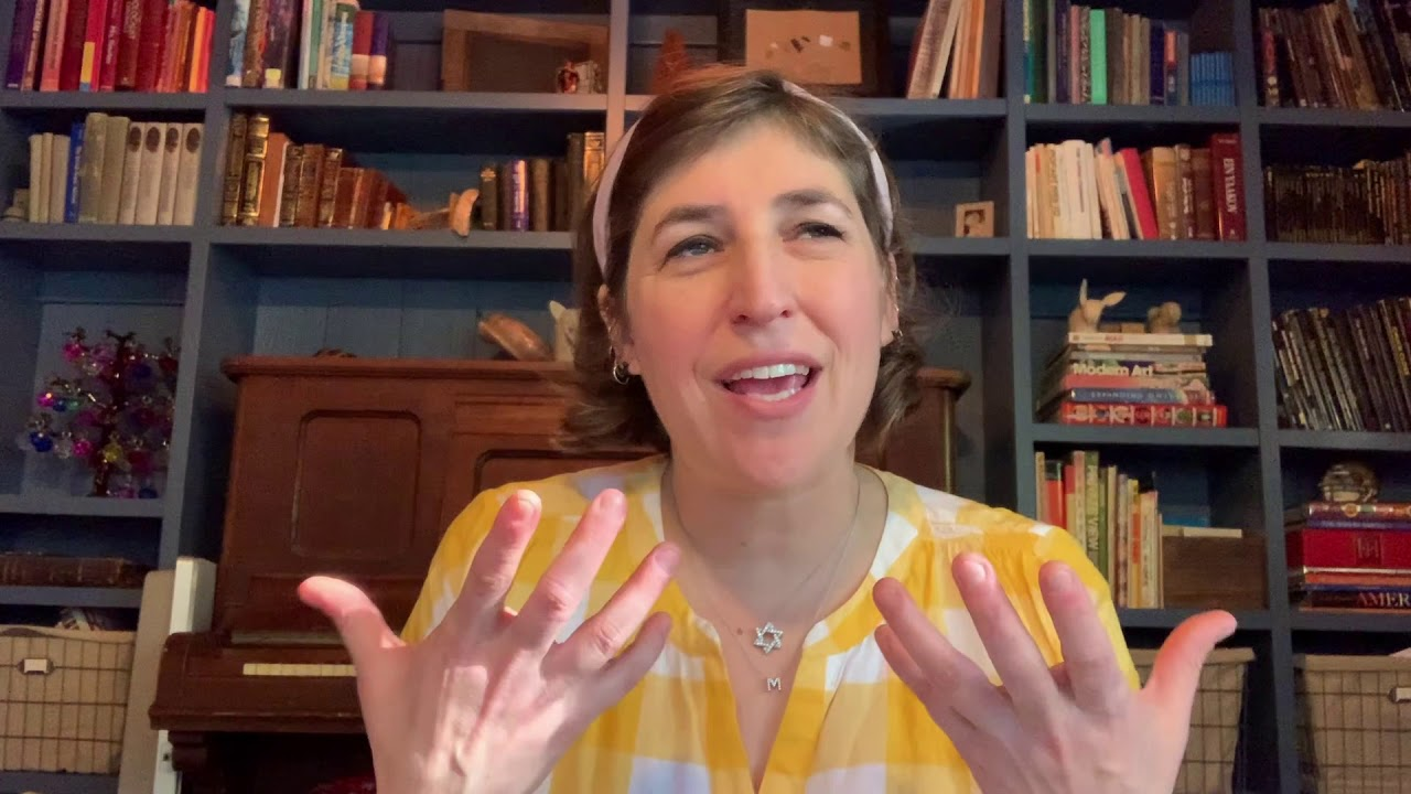 Mayim Bialik Answers Homeschooling Questions on Her You Tube Channel